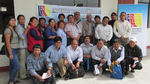 En encuentro regional analizan situación de Acuerdos de Gobernabilidad de Moquegua