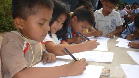 Diálogo sobre el Buen Inicio del Año Escolar en Loreto