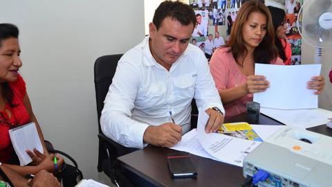 Ratifican Acuerdo Distrital de Tambogrande en Piura