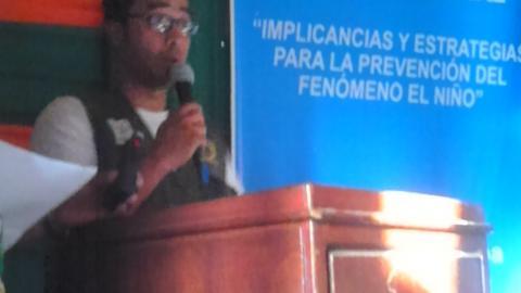 """Foro Provincial: """"Implicancias y estrategias para la prevención del Fenómeno El Niño"""""""