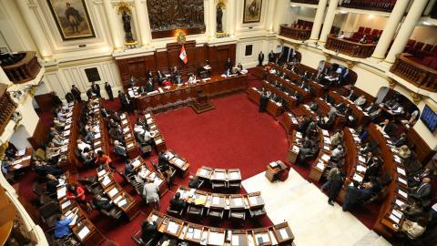 Mesa de Concertación saluda decisión del Congreso de la República de elevar a categoría de ley el PNAIA al 2021