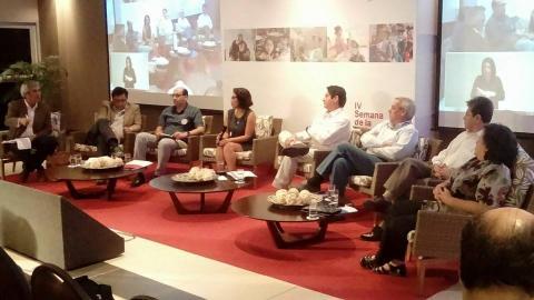 Ucayali fue sede de conversatorio por la IV Semana de la Inclusión Social