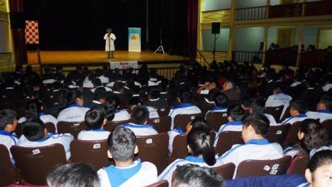 Festival por el  Buen Trato para la Niñez en la Región Tacna