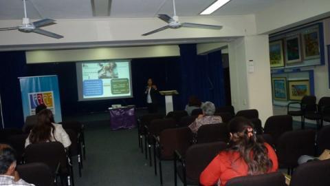 Seminario por el Día Internacional para la Erradicación de la Pobreza