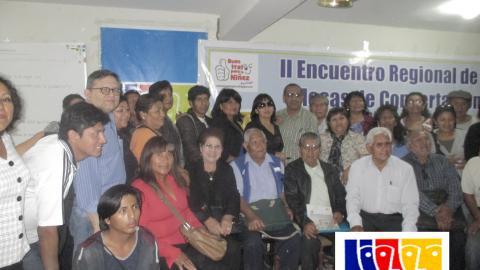 """2do. día II Encuentro Regional de Mesas de Concertacion """"Impacto del Fenómeno El Niño en el desarrollo social, económico y ambiental en la región Ica"""""""