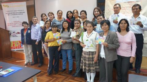 Taller Regional para el Seguimiento Concertado de la Agenda Social 2015-2018 con Énfasis en Salud Materna Neonatal y Prevención del Embarazo Adolecente