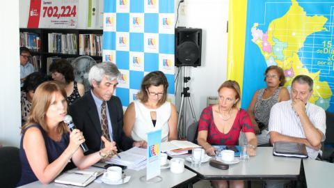 Comité Ejecutivo Nacional de la Mesa de Concertación para la Lucha contra la Pobreza inició su labor 2017