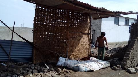 Diálogo por la Concertación sobre la Prevención de Riesgos y Desastres será este martes 27 en Lima