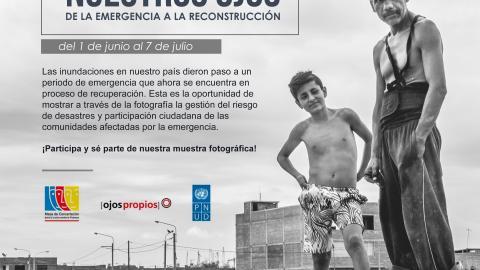 Presentarán Colección Fotográfica sobre impactos del Niño Costero en el norte y centro del país