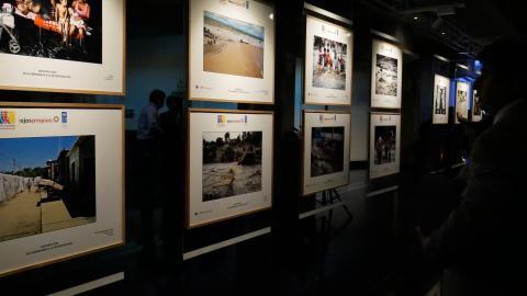 """Piura recibirá la muestra fotográfica """"Nuestros Ojos: De la emergencia a la reconstrucción"""""""
