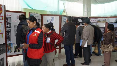 Encuentro Regional de la Mesa de Apurímac sobre principales problemáticas de la región