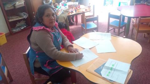 Veeduría a la Institución Educativa N° 431 Alis en el marco de la Campaña del Buen Inicio del Año Escolar