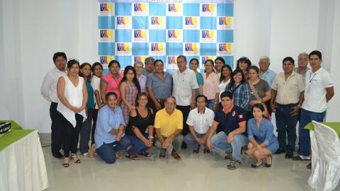 Inician trabajo para elaborar Acuerdo de Gobernabilidad Regional 2019-2022, en Madre de Dios