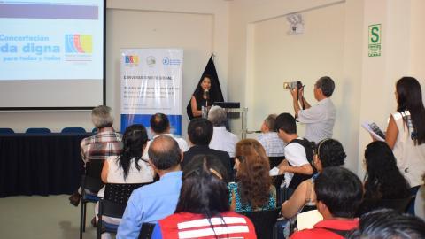 Impulsan balance sobre el proceso de reconstrucción en Piura
