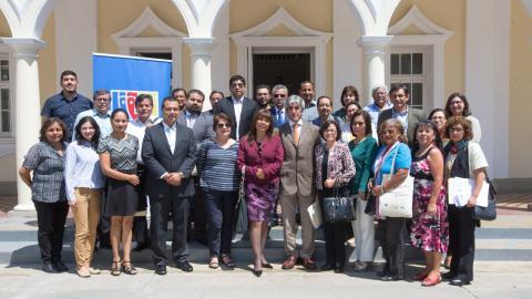 Ministra del MIDIS participó en sesión del Comité Ejecutivo Nacional  de la Mesa de Concertación para la Lucha contra la Pobreza