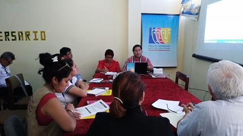 La Mesa de Concertación para la Lucha Contra la Pobreza Ucayali construirá Acuerdos de Gobernabilidad 2019-2022