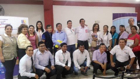 Acuerdo de Gobernabilidad Provincial Tumbes 2019-2022