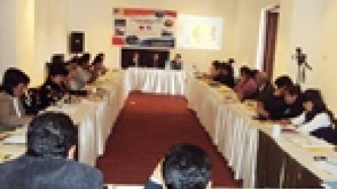 Municipalidad de Chachapoyas reconoce trabajo de MCLCP