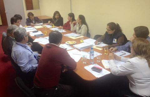 Reunión del Grupo de Seguimiento Concertado del Acuerdo de Gobernabilidad