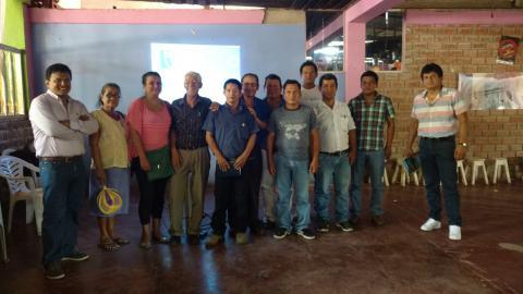 Mesa de Concertación Bajo Biavo acuerda elaboración de un plan intersectorial para la lucha contra la pobreza