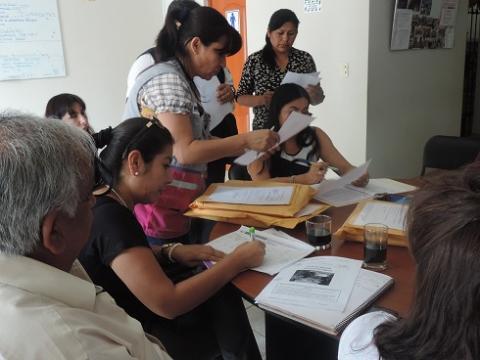 VEEDURIA PROCESO DE COMPRA QALI WARMA 2017