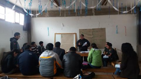MCLCP provincial de San Román definió actividades de trabajo para la concertación 2017
