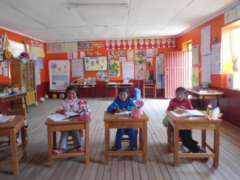 MCLCP de Puno realiza veeduría de la Campaña Buen Inicio del Año Escolar – Sutuca Urinsaya 2017