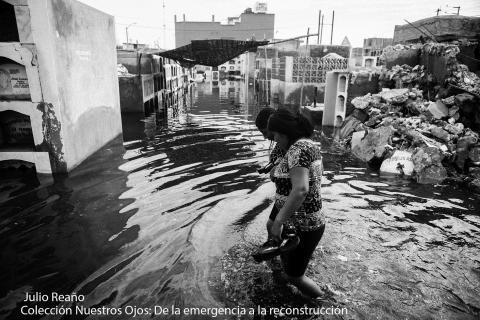 Muestra fotográfica sobre impacto de El Niño Costero estará del 8 al 22 de setiembre en Chiclayo