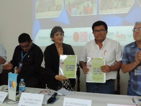 MCLCP y Gobierno Regional de San Martín presentarán balance de la implementación del Acuerdo de Gobernabilidad