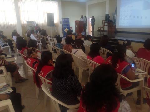 """VI Encuentro Regional de Mujeres Rurales """"Valorando el Aporte de las Mujeres en el manejo sostenible de los Recursos Naturales"""""""
