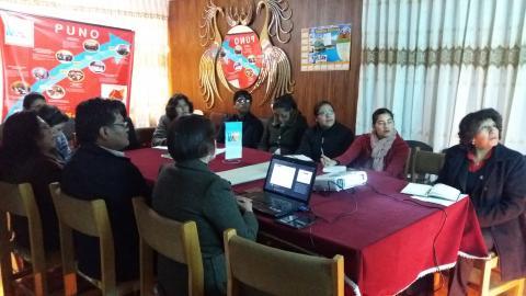 Representantes de las organizaciones de la sociedad civil y de Estado se reunieron para trabajar el eje social para la construcción del Acuerdo de Gobernabilidad