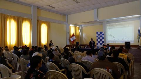 Instalan Mesa de Concertación Provincial de Chincheros