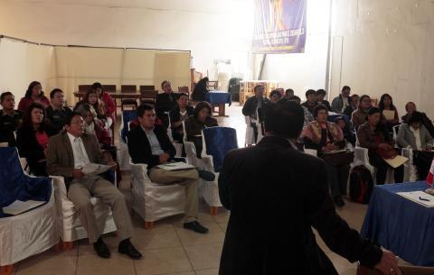 Comité Ejecutivo de la Mesa de Concertación Junín aprueba iniciar Acuerdo de Gobernabilidad Regional 2019-2022