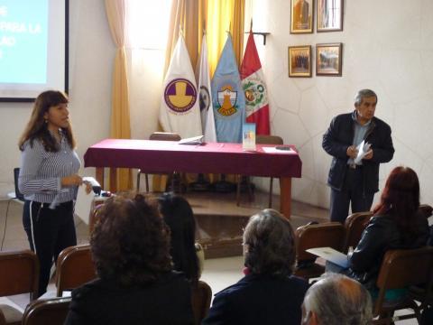 MESA DE CONCERTACIÓN PROMUEVE FIRMA DEL ACUERDO DE GOBERNABILIDAD 2019-2022 PARA REDUCIR LA POBREZA EN EL CALLAO
