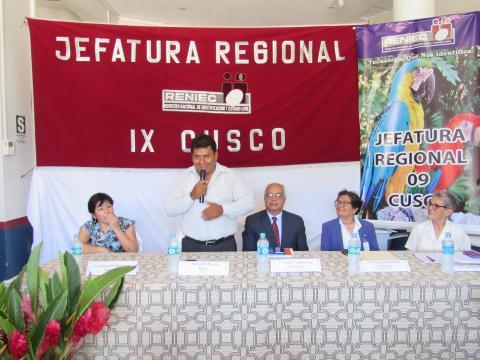 MADRE DE DIOS: INAUGURAN OFICINA REGISTRAL RENIEC EN LA PROVINCIA DE TAMBOPATA