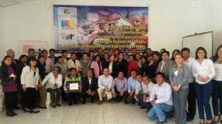 Mancomunidad Regional de los Andes constituye comité para la lucha  contra la desnutrición crónica y anemia