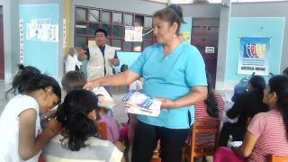Mesa de Ica impulsa campaña de Control de Crecimiento y Desarrollo (CRED) para niños y niñas menores de 5 años en Parcona
