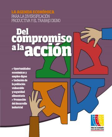 Del compromiso a la acción: La agenda económica para la diversificación productiva y el trabajo digno