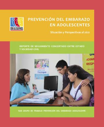 Prevención del Embarazo en Adolescentes. Situación y Perspectivas al 2021