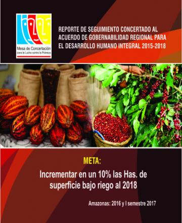 Eje Económico - Reporte de seguimiento concertado al Acuerdo de Gobernabilidad 2015-2018